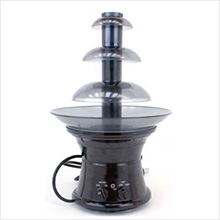 SmallChocolateFountain