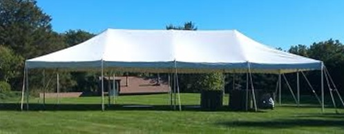 The 20x40 canopy tent provides 800 square feet of cover. An area roughly 50u0027x30u0027 is needed to erect the canopy. The canopy has a three center poles that ... : 20 x 40 canopy tent - memphite.com