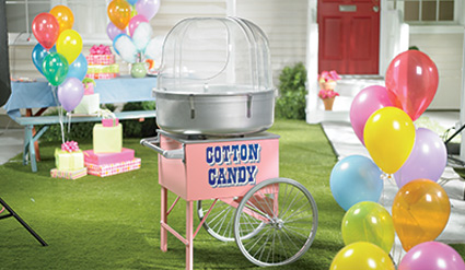 Cotton Candy Machine Gold Medal 2009